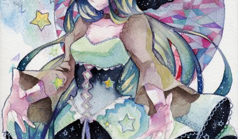 宇宙の魔女